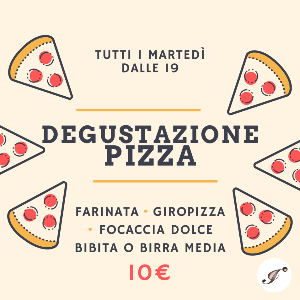 degustazione pizza moncalieri